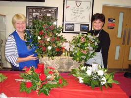 wreaths by Sue and Terry